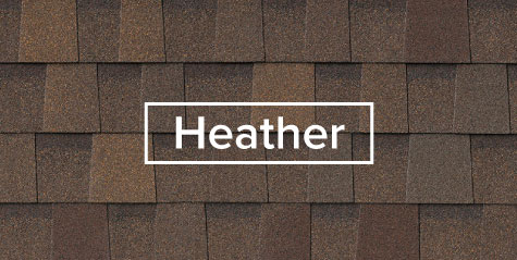 Heather Shingle Color